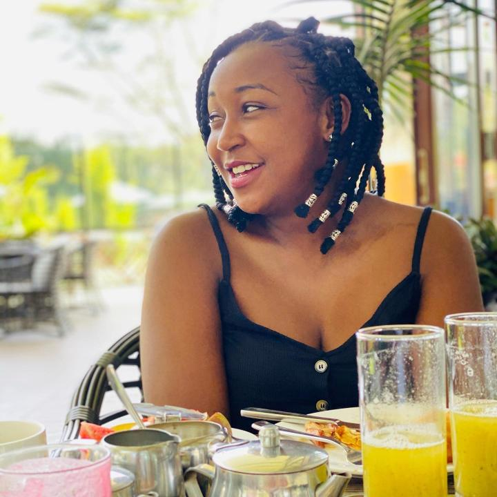 Netizens Have Throlled Betty Kyallo on Social Media Concerning Her Dressing.